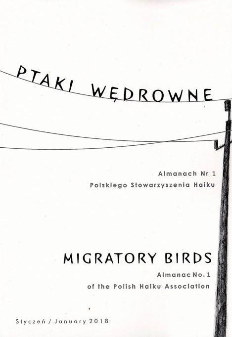 Ptaki wędrowne - Almanach nr 1 Polskiego Stowarzyszenia Haiku