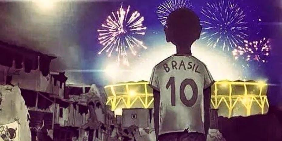 PADRÃO BRASIL!