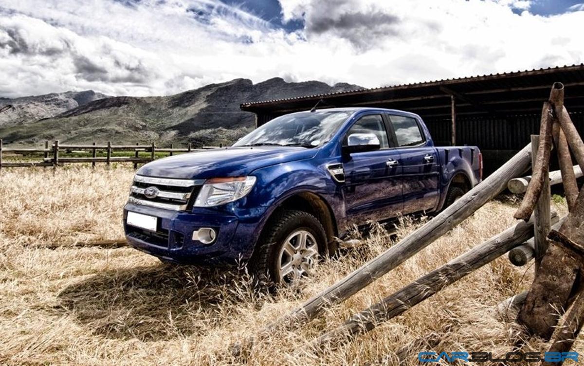 Carlos, Consórcio Nacional Ford: Nova Ranger 2013