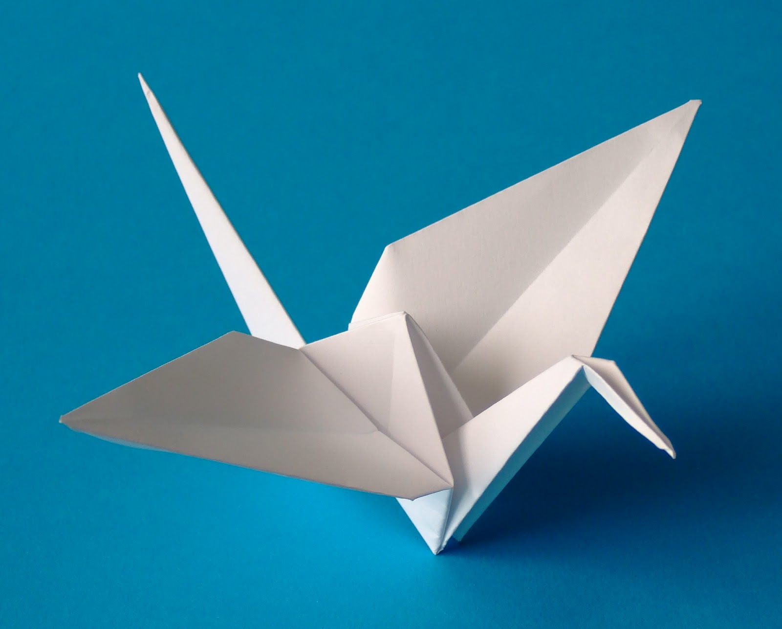Extremegami how to make a origami crane how to make a origami crane jeuxipadfo Choice Image