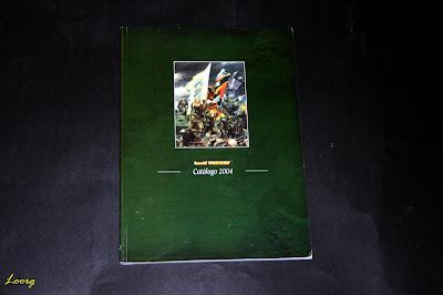 Portada del Catálogo 2004