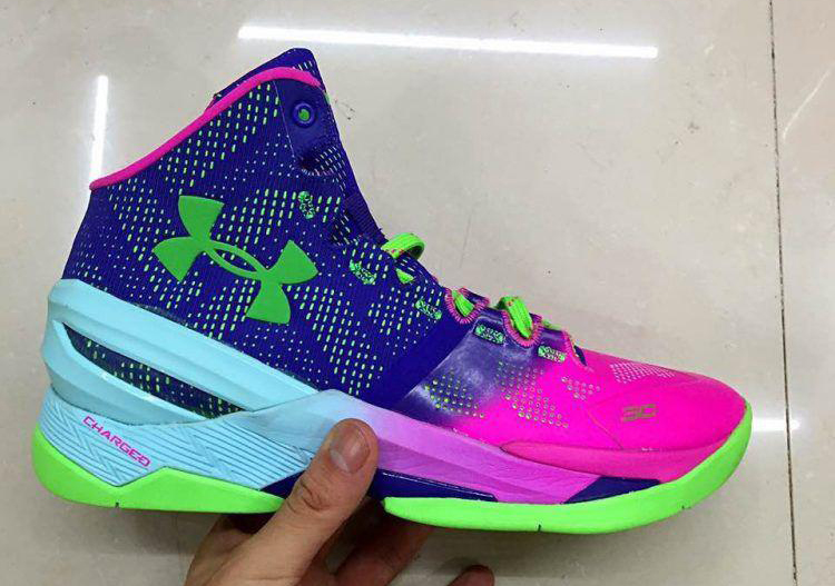 zapatillas under armour curry 2