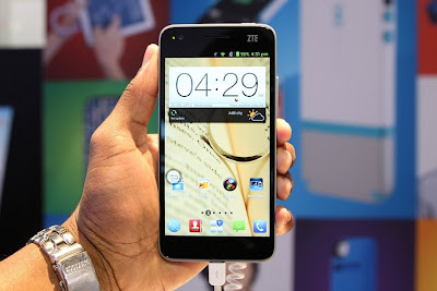 ZTE Grand S Review - 2013