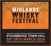 Midlands Whisky Festival 2014