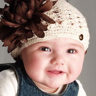 Crochet Pattern Central Baby Headbands : crochet hats-Knitting Gallery