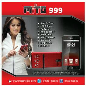 Mito 999 Mini Tablet