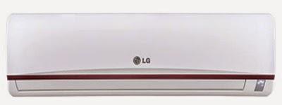Harga AC LG 1/2PK 05 NL 390 Watt