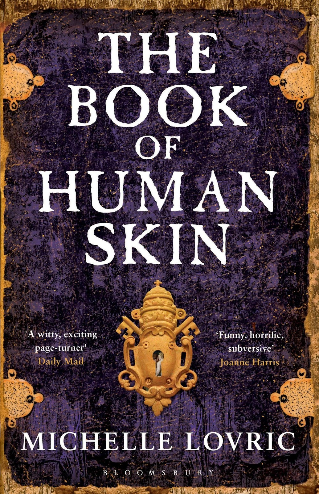 Book Covered In Human Skin ~ The history girls slow crows and thin geese