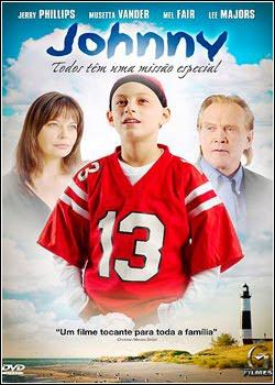 capa Baixar Filme Johnny : Todos Tem Uma Missão Especial Dublado 2011 DVDRip