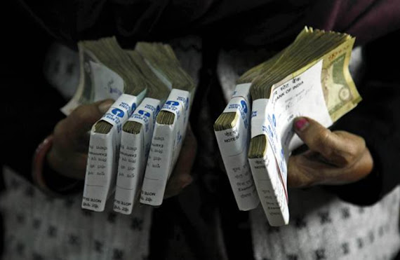 Walka z korupcją, finansowaniem terroryzmu i pralniami brudnych pieniędzy w Indiach.