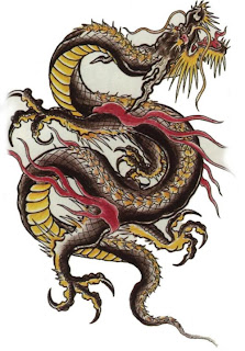 jenis-jenis naga di dunia
