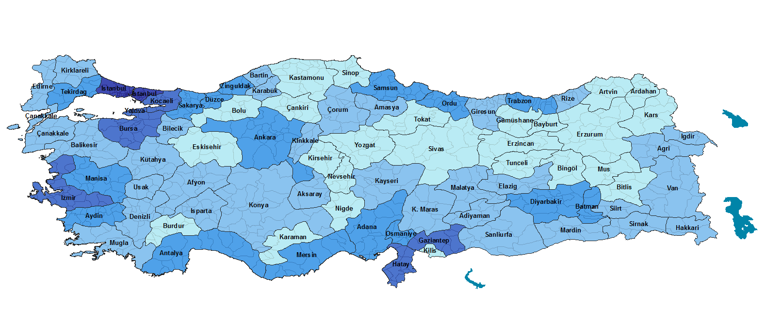 Sources And Methods Turkey Redrawn Ethnolinguistic Lines And - Us map redrawn by population