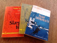 Jeg læser: Gustav Wied