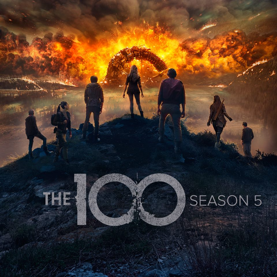 """THE 100"""