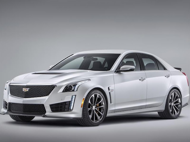 Nuevo Cadillac Touring 6
