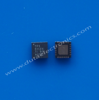 Jual IC TPS51124RGER (QFN-24) New Products