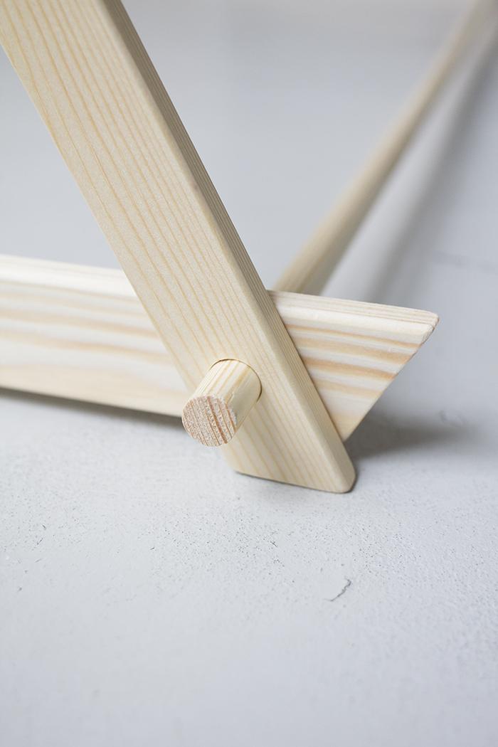 Bambula DIY  lasten leikkiteltta