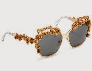 Modelos de óculos de sol para 2015 Gabbana