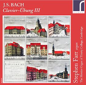 Bach - Clavier Übung III : Stephen Farr - Resonus Classics RES10120