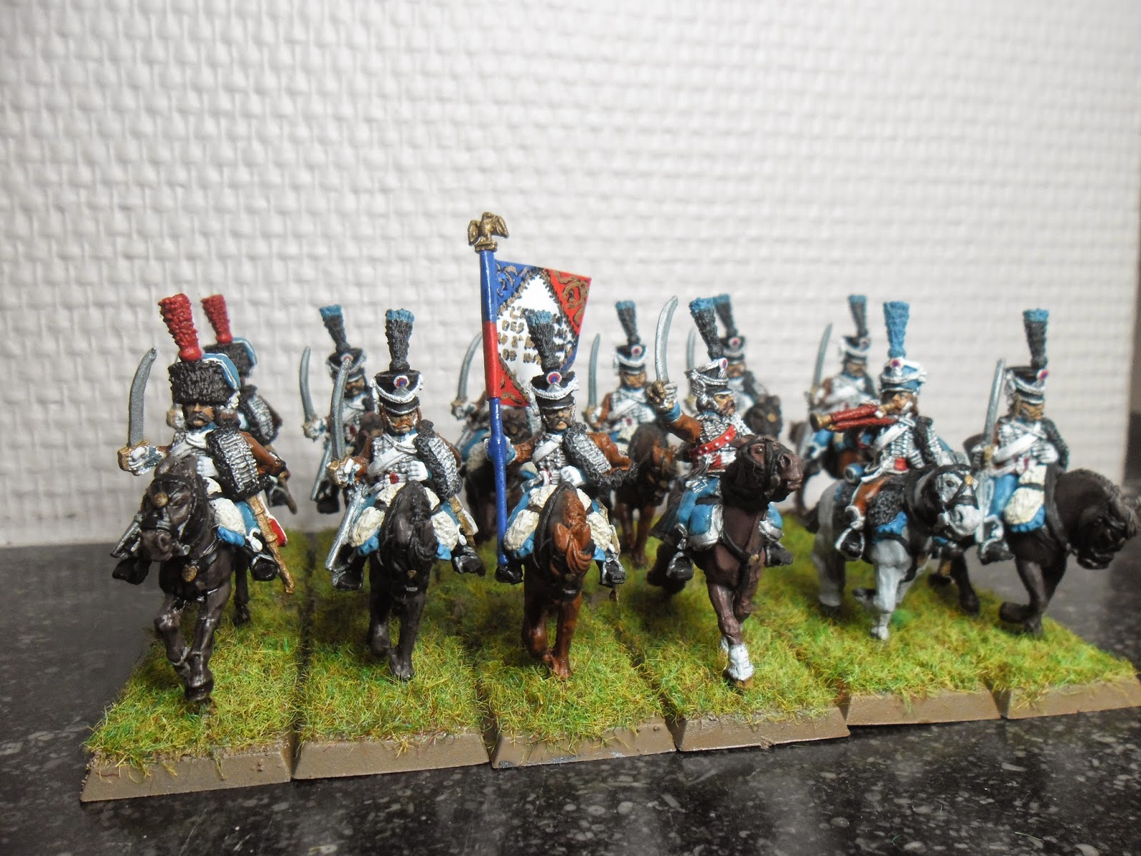 Deuxième Hussards 2nd+french+hussars+(1)