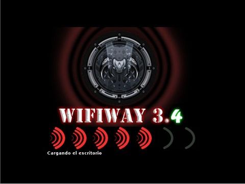8979456 Averiguar contraseñas WiFi Web, Wpa y Wpa2 con Wifiway 3.4 + Manual