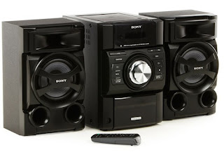 Sony MHC-EC69i/C2 Mini Hi-Fi Shelf System