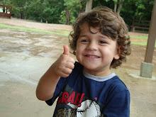 João Pedro, caçulinha.
