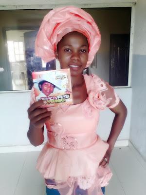 News Portal Nigeria MUSIC Fast Rising Christian Music Star CENTSONIA Releases New Album