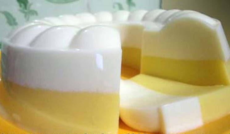 Cara Membuat dan Resep Puding Jagung Susu