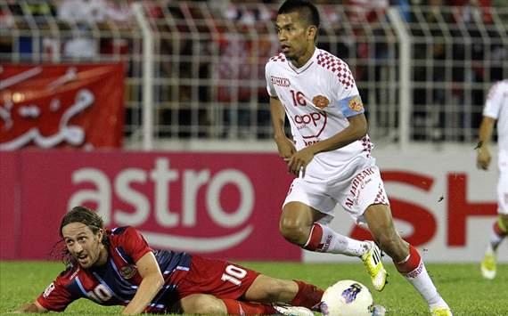 Keputusan terkini Kelantan vs ATM Piala Malaysia 2012