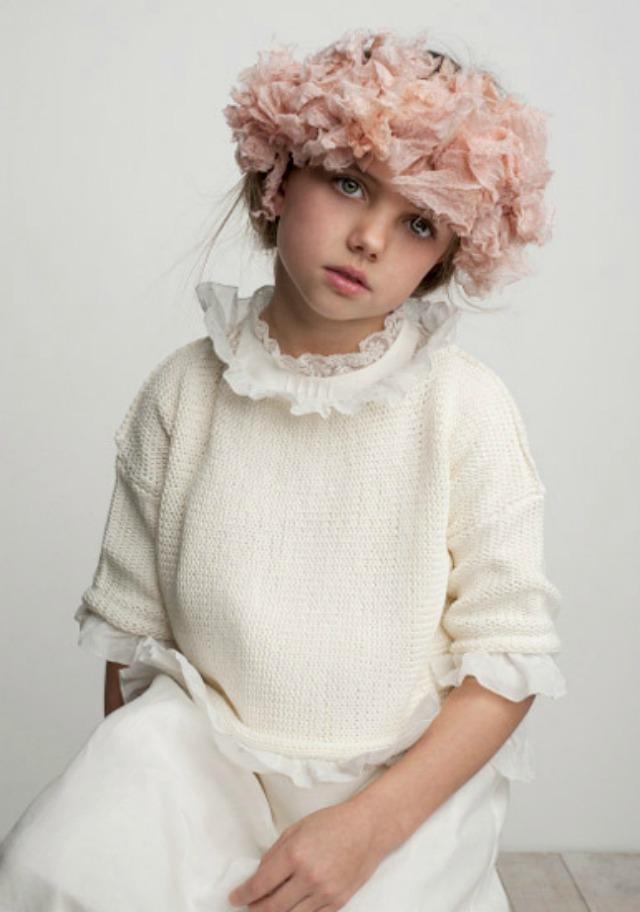 vestidos niñas comunión 2015 ideas labubé guapas diferentes originales rubio kids periquetta teresa palazuelo