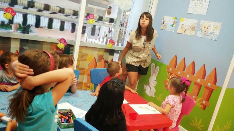 Salas infantiles omniocio cuentacuentos en la sala for Tappeti sala leroy merlin