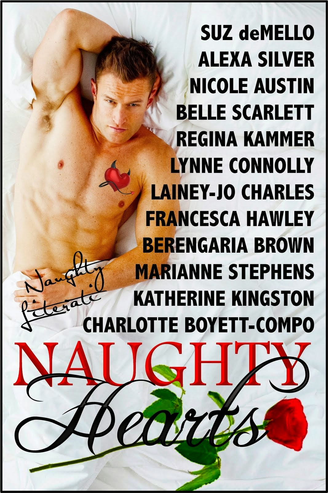 Naughty Hearts Anthology