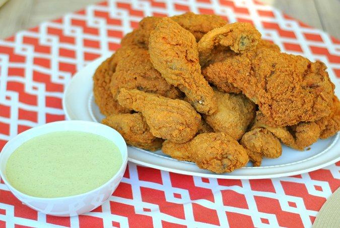 walmart fried chicken