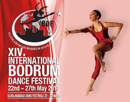 Bodrum Dans Festivali 2013 Uluslararası Bodrum Dans