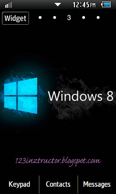 Samsung GT-C6712 Windows 8 Others Theme 2 Free Download Wallpaper