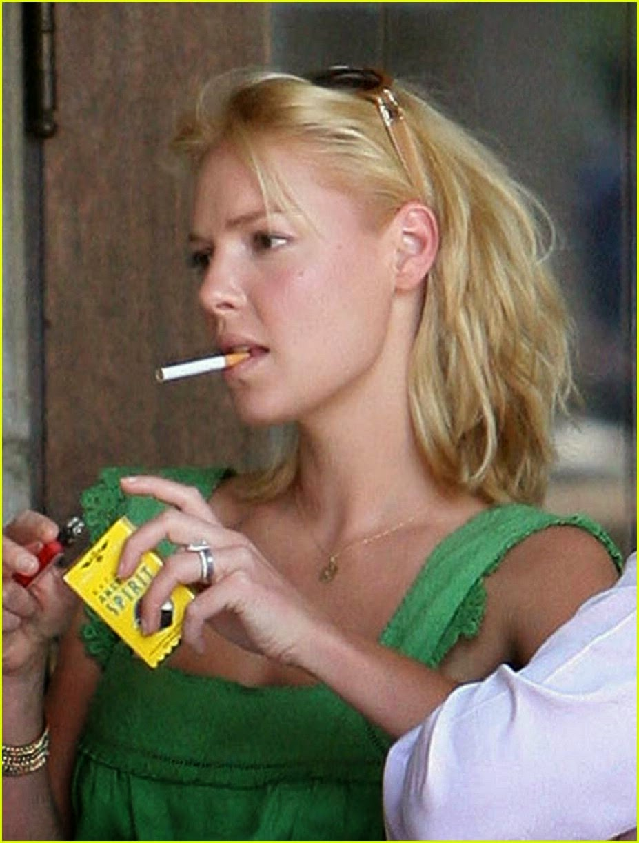 Katherine Heigl Dressing