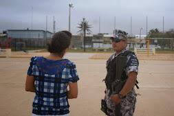 Vecinos de Coatzacoalcos reconocen una baja de delitos gracias a acciones de la SSP