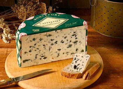 brânză-roquefort