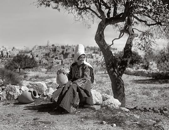 Belém, Palestina - 1934