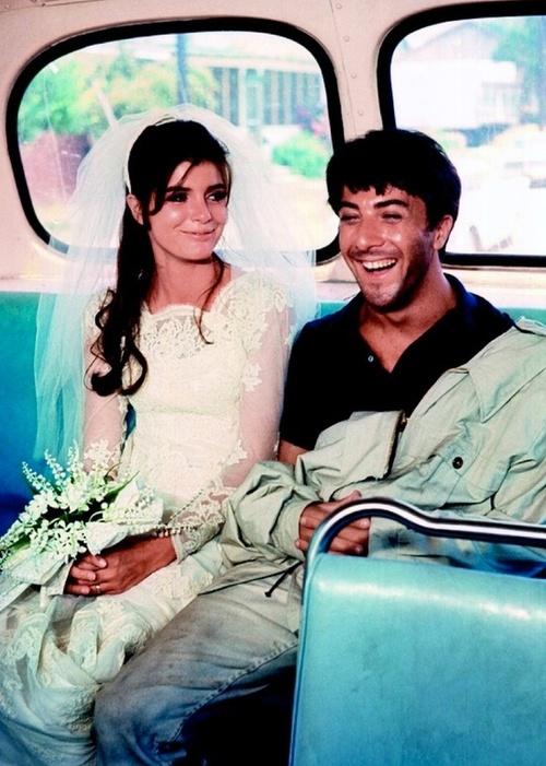 boda en los 70