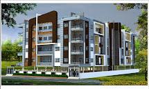 Apartment Building Elevation Design