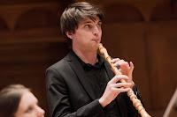 Opera Settecento  - Pergolesi's Adriano in Siria - Oboist Daniel Lanthier