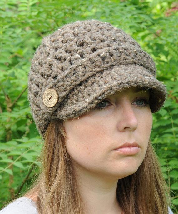 Patrones de gorras y boinas para niña - Imagui