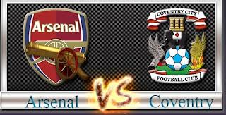 Arsenal vs Coventry City