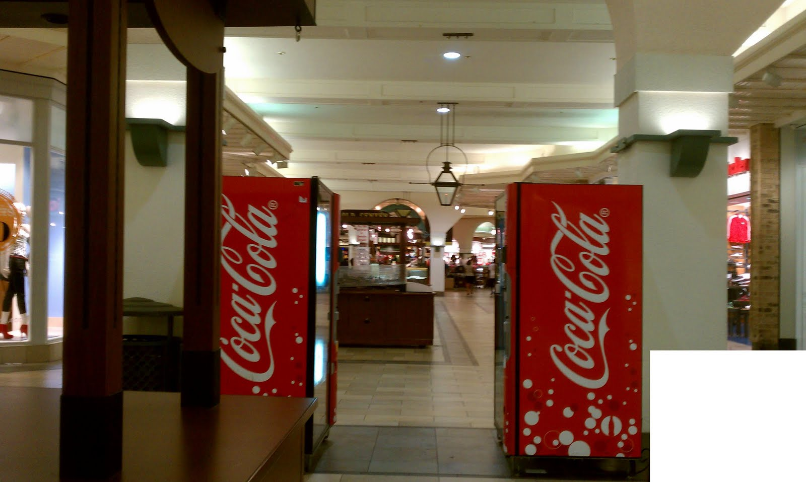 Memorial City Mall Food Court List