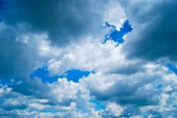 I love clouds.  Truly.