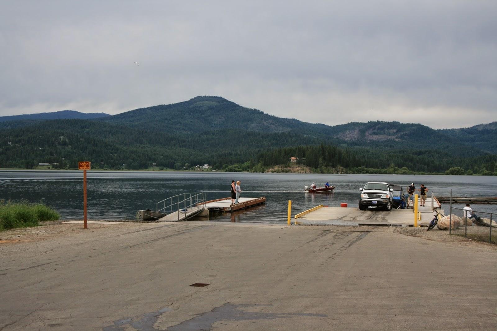 BOATING THE INLAND NORTHWEST: Hauser Lake, Kootenai County ...