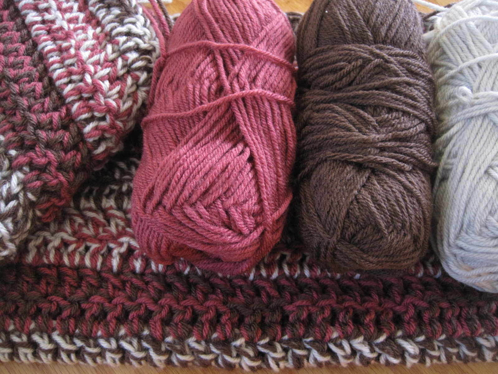 Little House In Colorado: An Afghan For The Girl