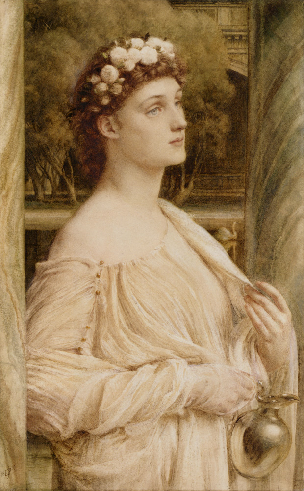 sir edward john poynter portrait